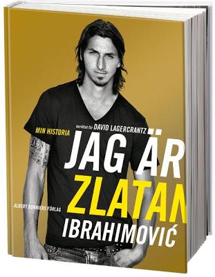 صورة كتاب أنا زلاتان – إبراهيموفيتش