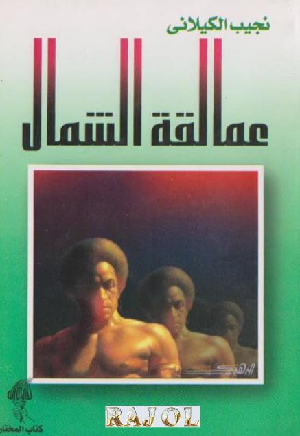 صورة رواية عمالقة الشمال – نجيب الكيلاني