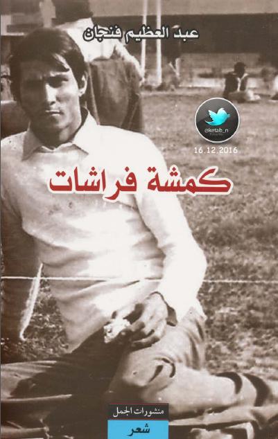صورة كتاب كمشة فراشات – عبد العظيم فنجان