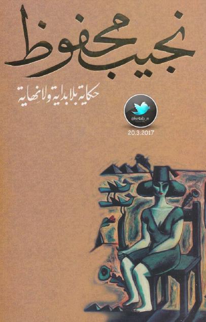 صورة كتاب حكاية بلا بداية ولا نهاية – نجيب محفوظ