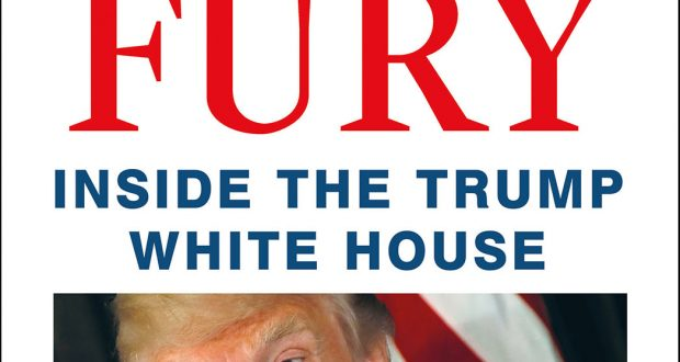 كتاب نار وغضب (Fire and Fury) – مايكل وولف