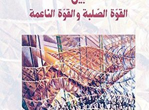 صورة كتاب الولايات المتحدة الأمريكية بين القوة الصلبة والقوة الناعمة – رفيق عبد السلام