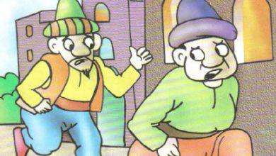 صورة قصة جحا المجنون (سلسلة نوادر جحا للأطفال 31)