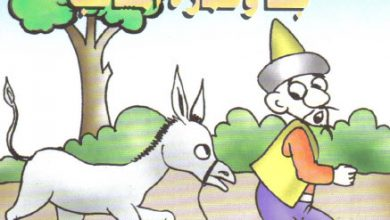 صورة قصة جحا وحماره المشاغب (سلسلة نوادر جحا للأطفال 35)