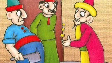 صورة قصة جحا ولص الجزار (سلسلة نوادر جحا للأطفال 88)